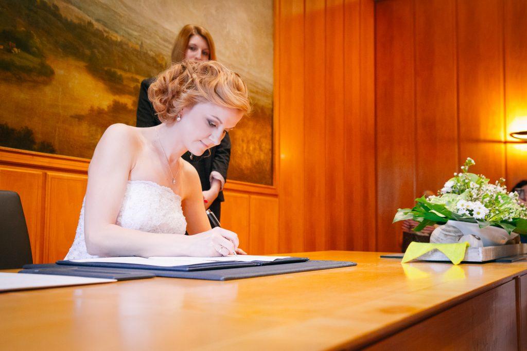 Hochzeit im Römer in Frankfurt 7