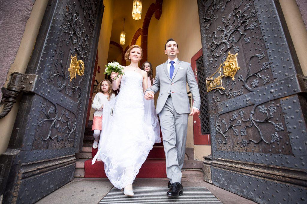 Hochzeit im Römer in Frankfurt 13