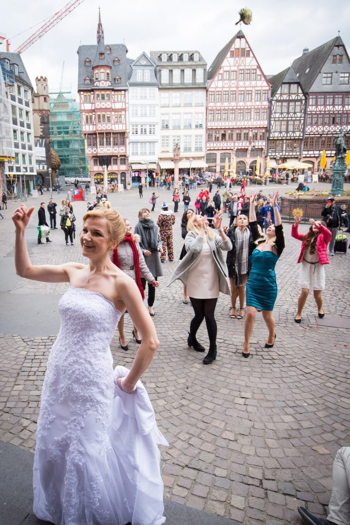 Hochzeit im Römer in Frankfurt 14