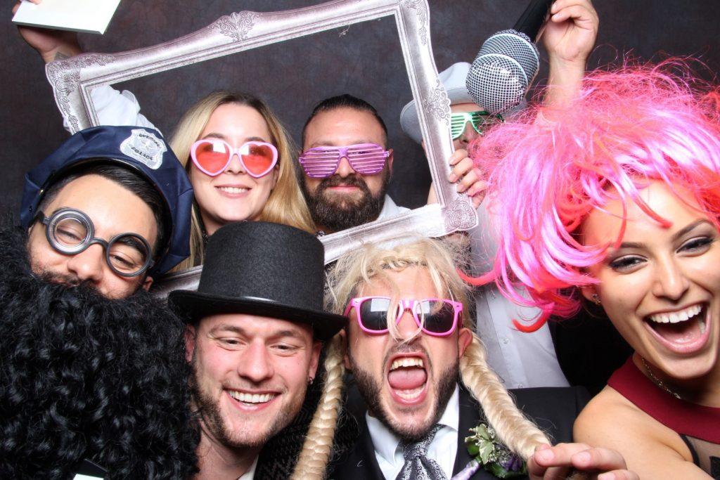 Hochzeit Photobooth