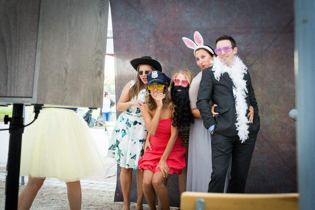 Photobooth Hochzeit Outdoor